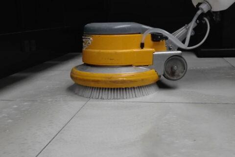 Ceník strojového čištění podlah