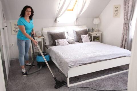 Ceník pravidelného úklidu domácností